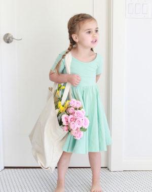 spring dress ups for little girls and boys! | thelovedesignedlife.com