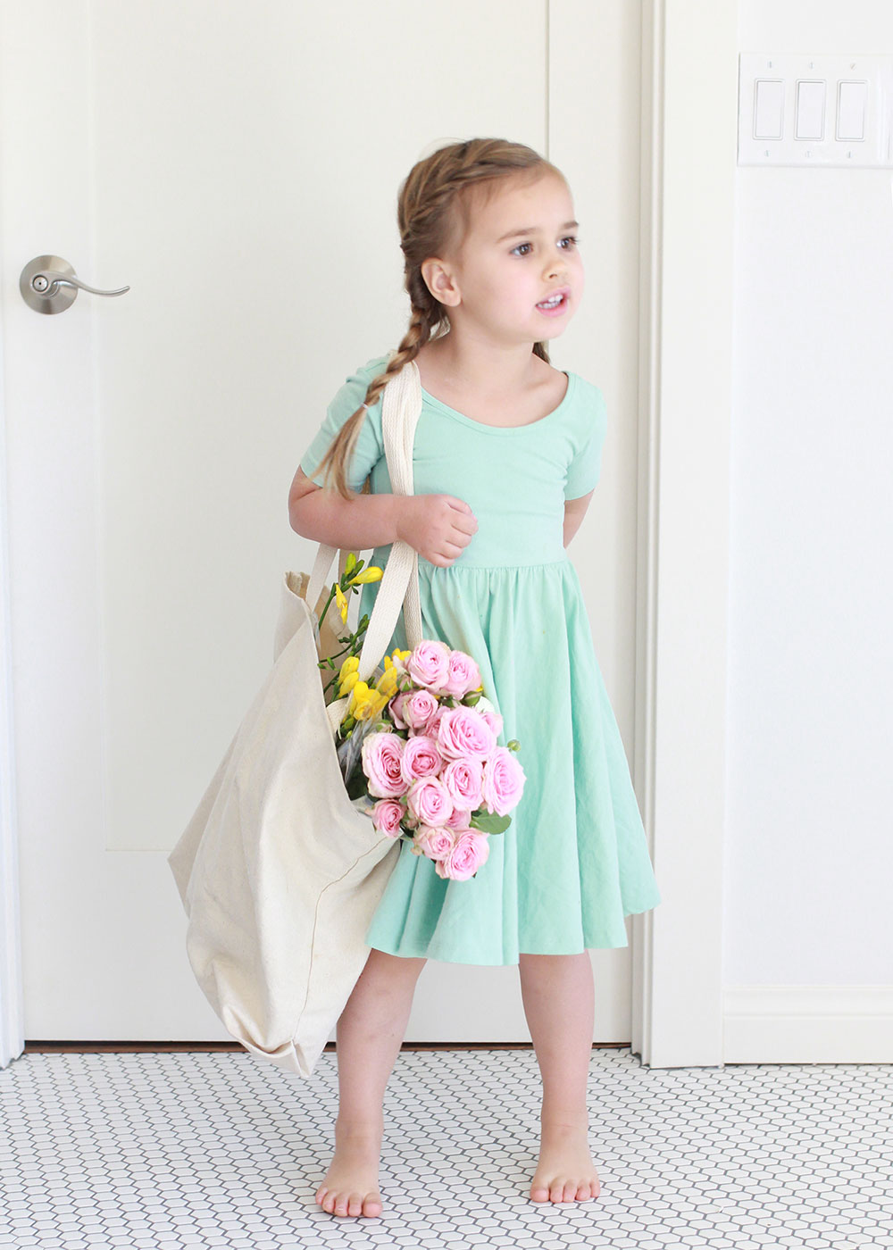 spring dress ups for little girls and boys! | thelovedesignedlife.com