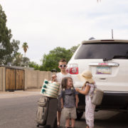 how we're getting summer road trip ready with a few mom hacks | thelovedesignedlife.com #roadtrip #firestonecompleteautocare