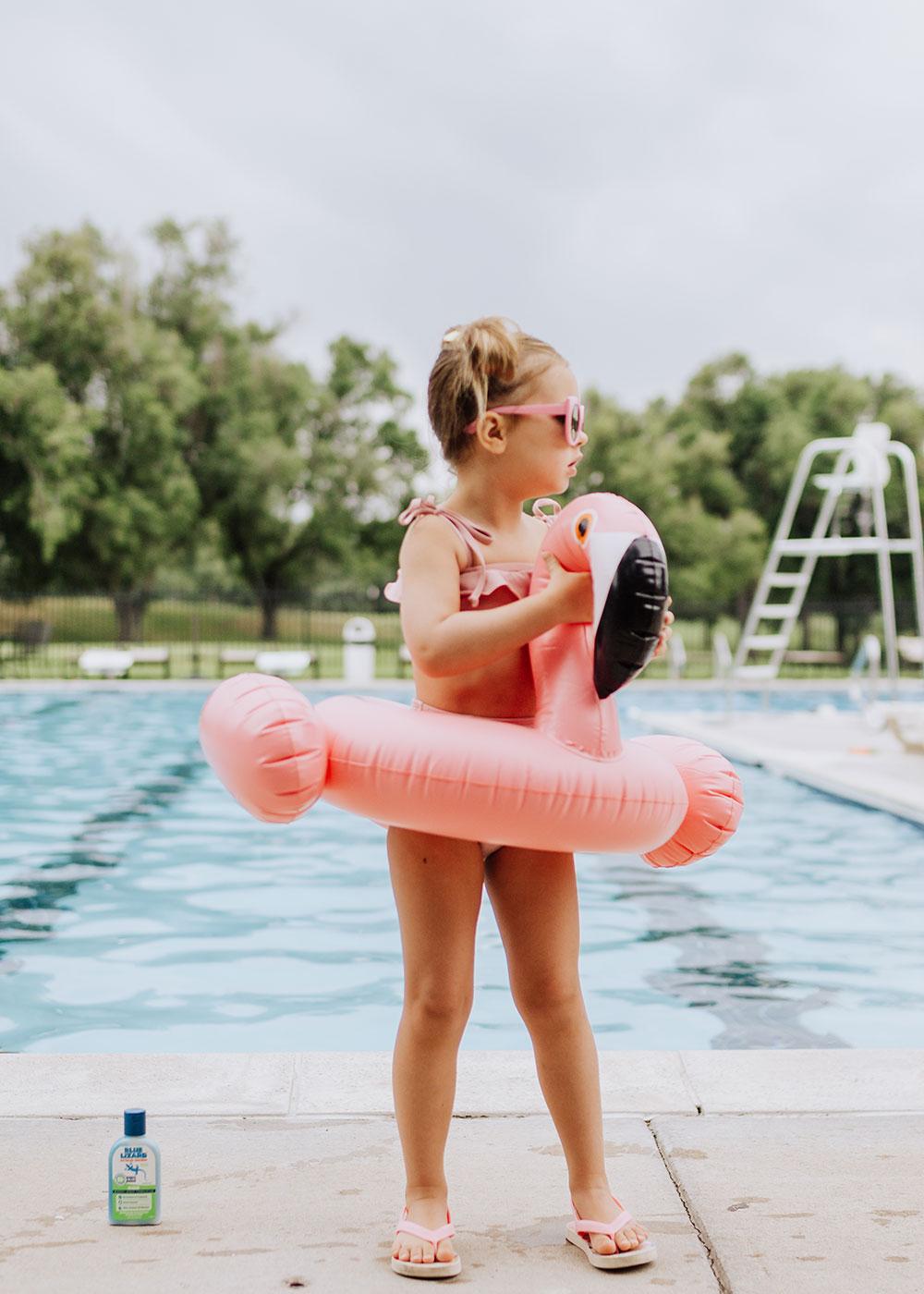 summer sun ready with Blue Lizard Australian Sunscreen. available on Amazon!   thelovedesignedlife.com #summer #sunscreen #naturalsunscreen #safesunscreen