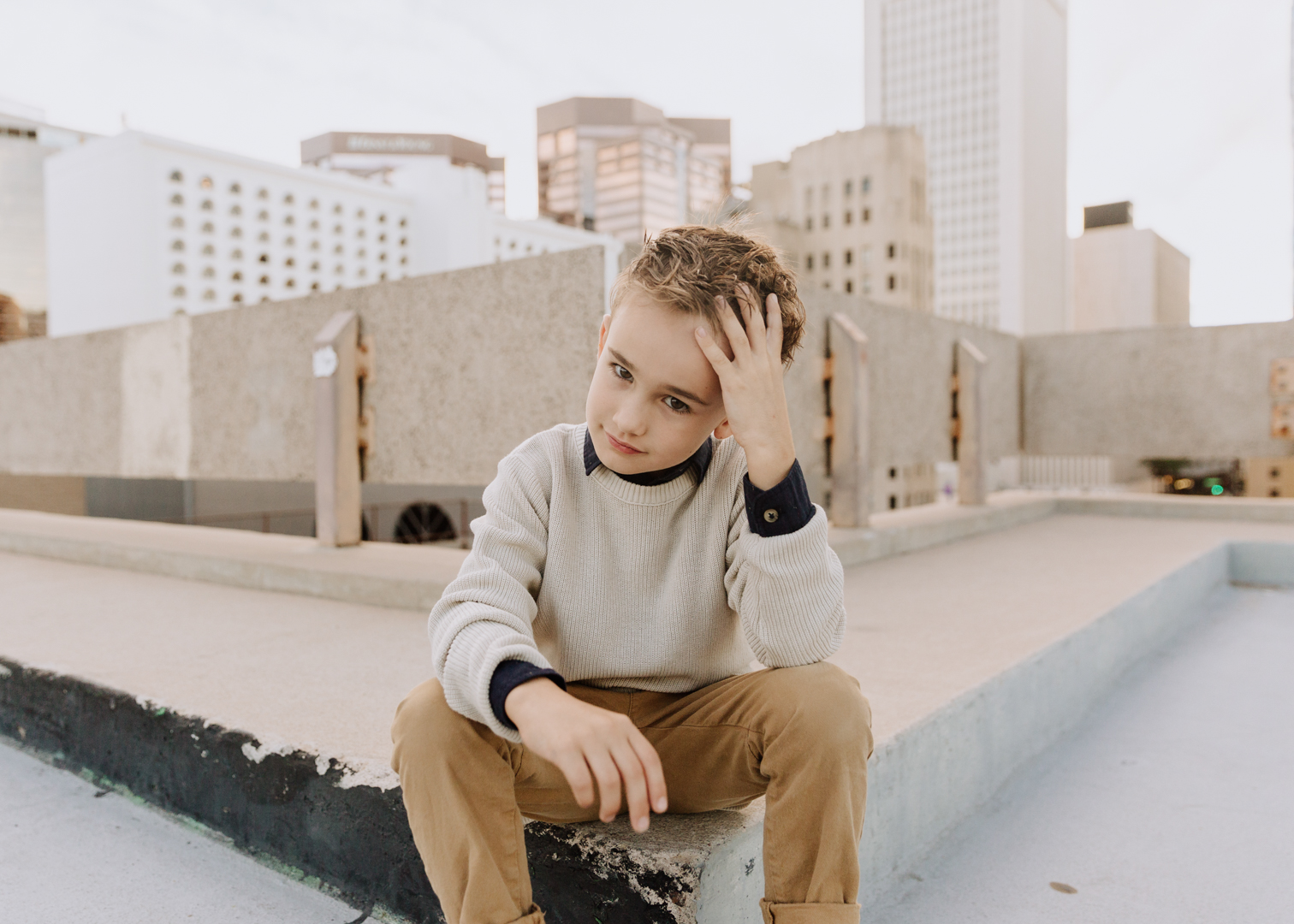 I'm in trouble with this one! | thelovedesignedlife.com #familyphotos #boymodel