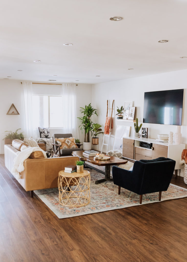 sharing our living room update reveal | thelovedesignedlife.com #livingroom #homedesign #theldlhome