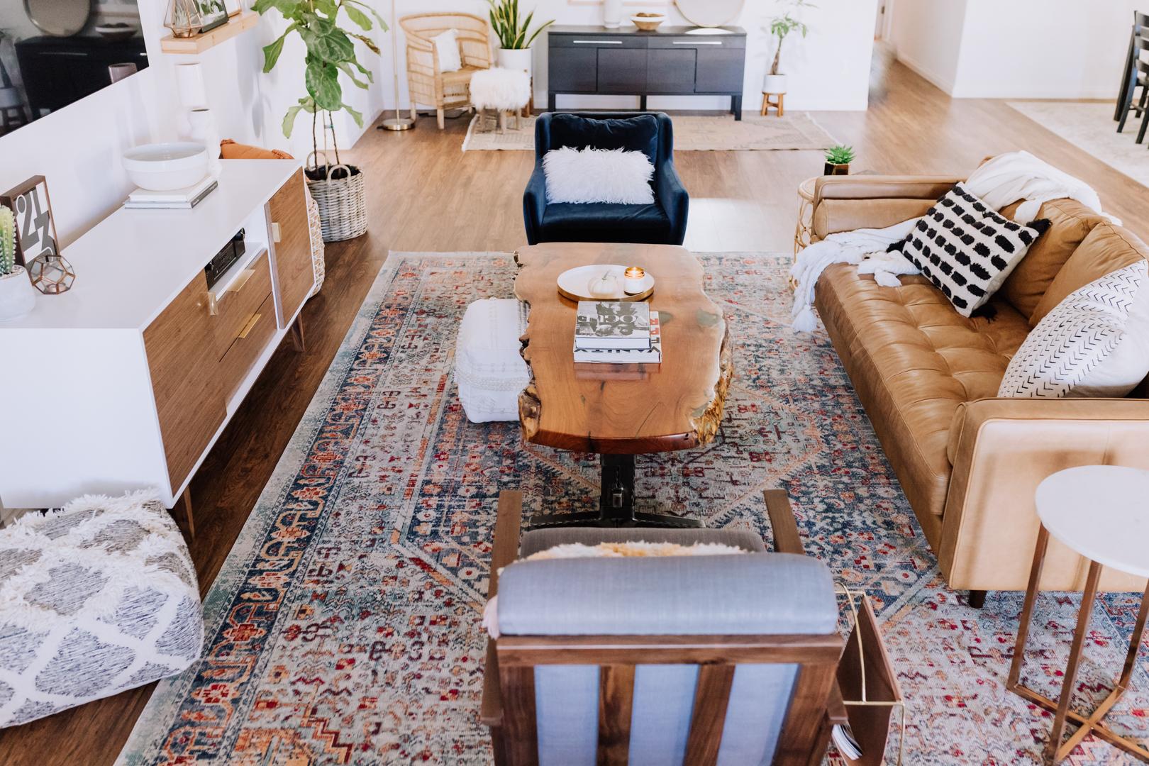 the ldl home living room reveal | thelovedesignedlife.com #theldlhome #livingroom #interiordesign