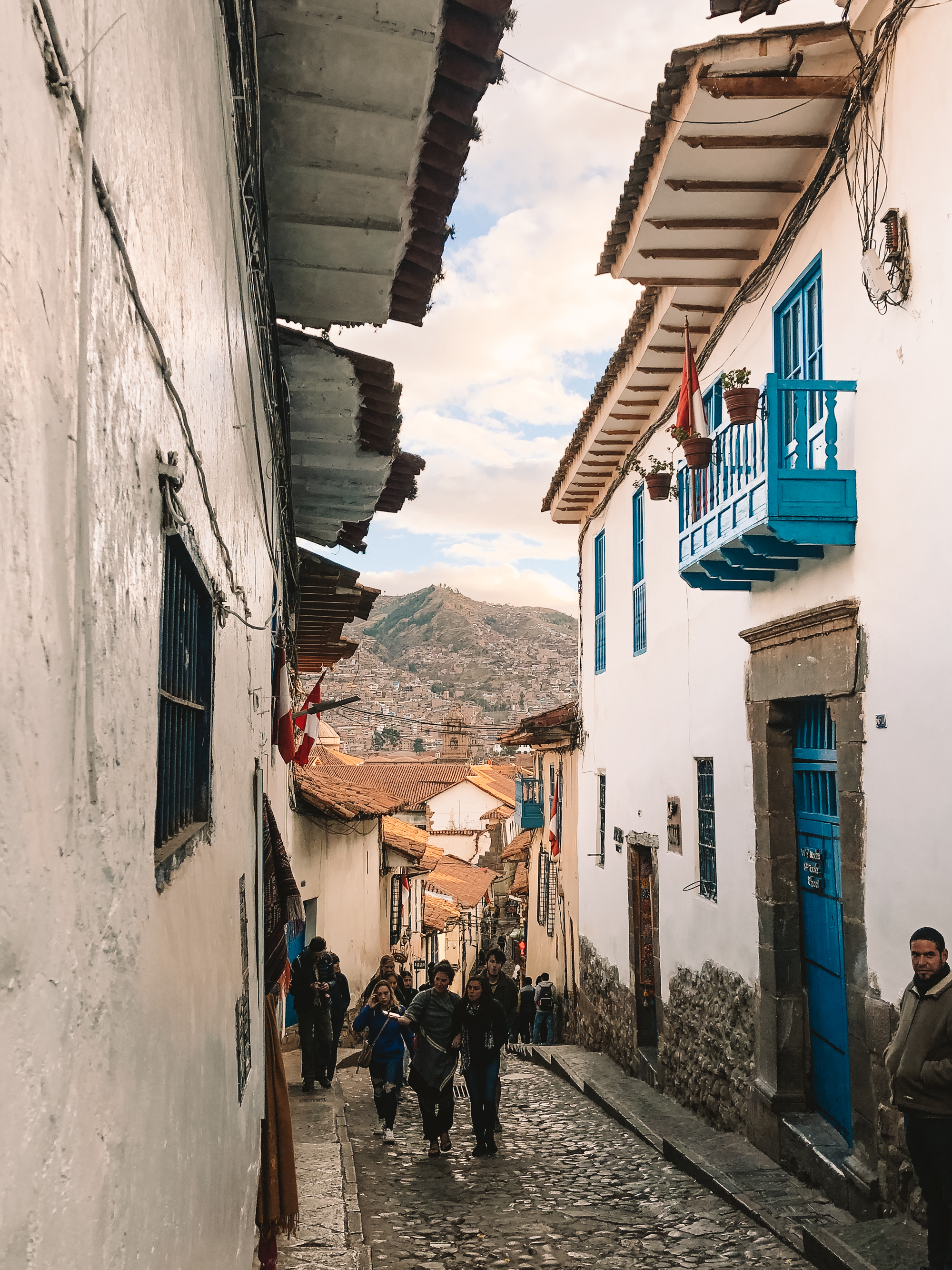 the city of Cusco is a little gem on a magical journey to Peru. #travel #wanderlust