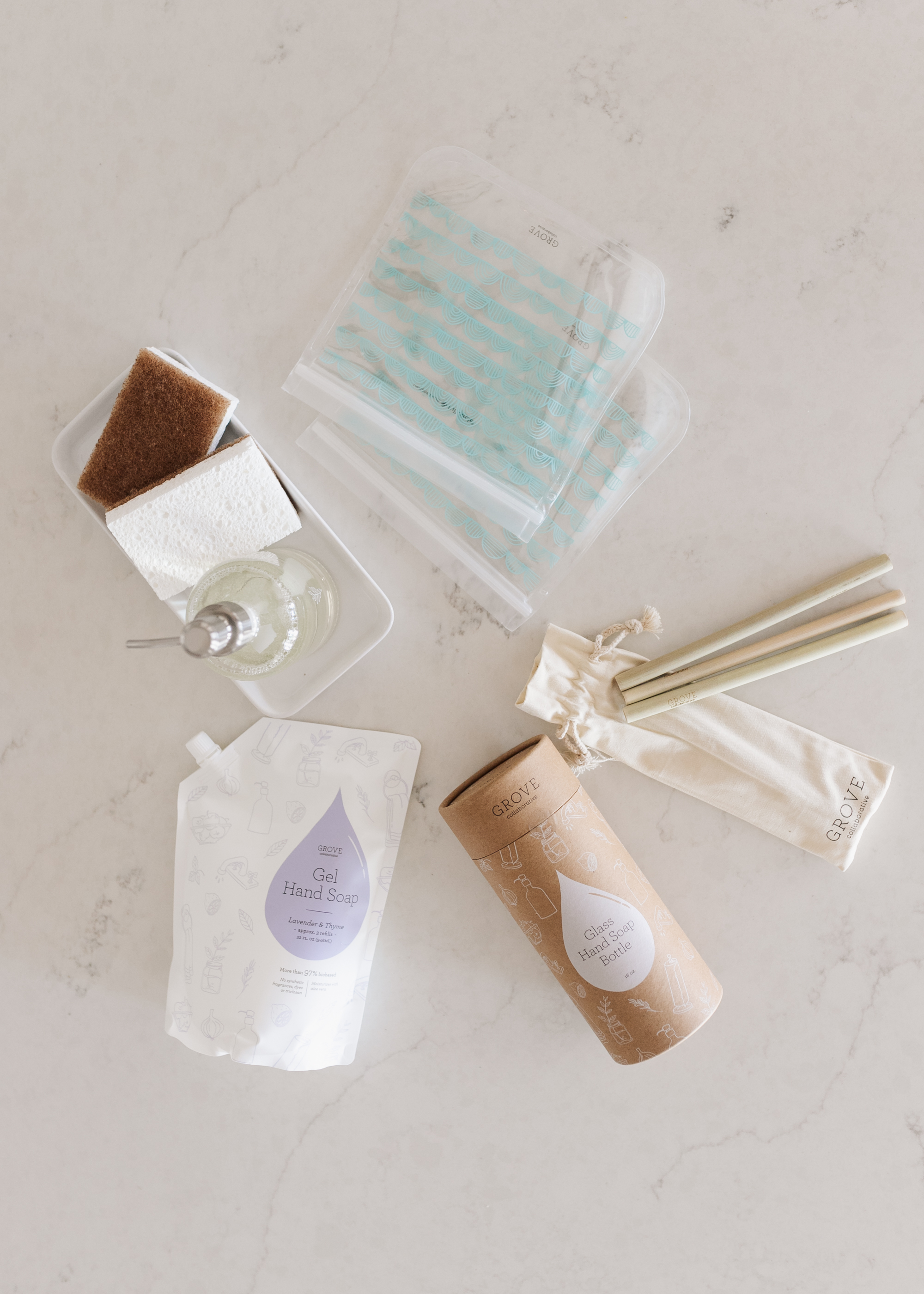 FREE gift with your first order at Grove Collaborative