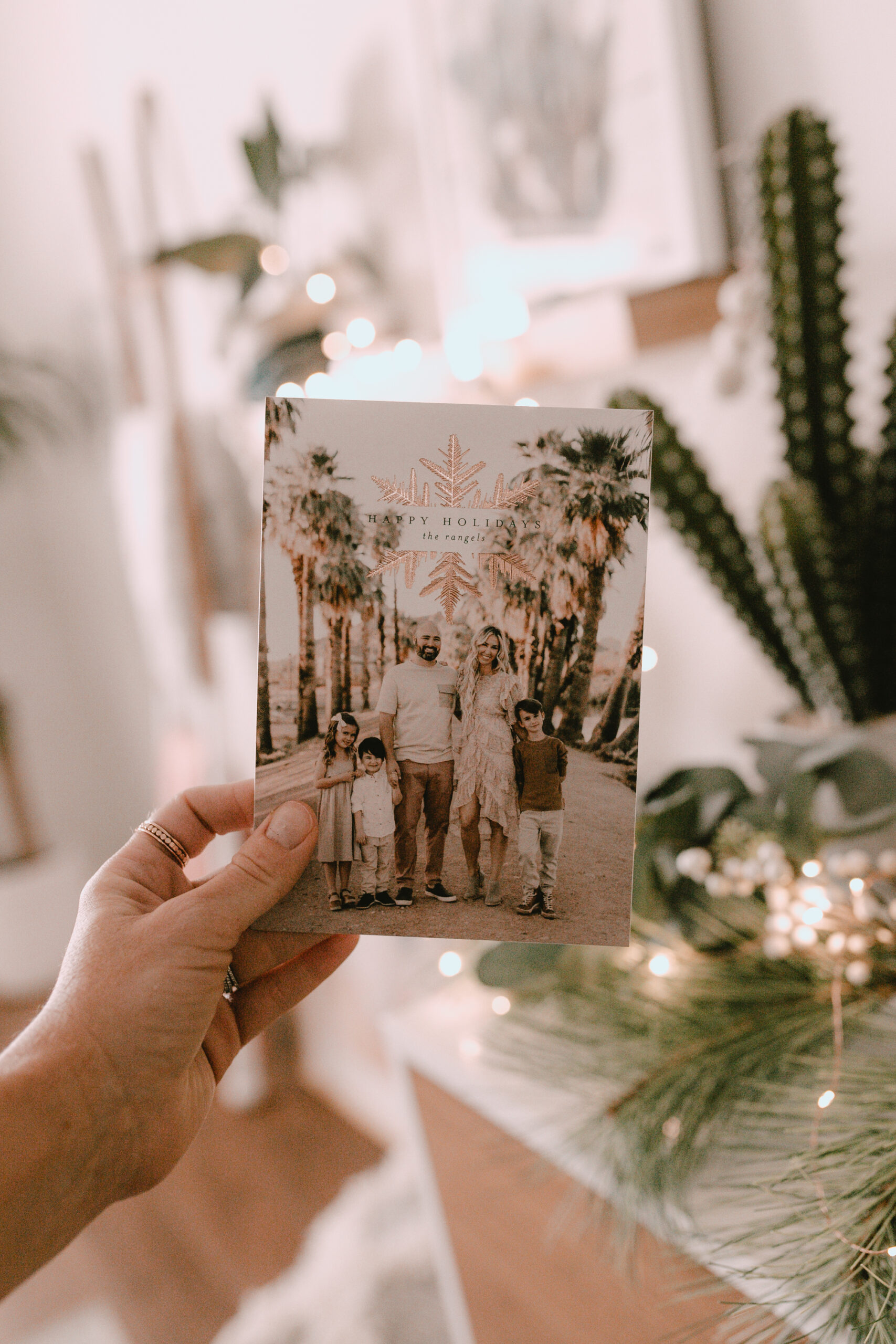 family photo holiday cards with minted. #minted #holidaycards #familyphotos