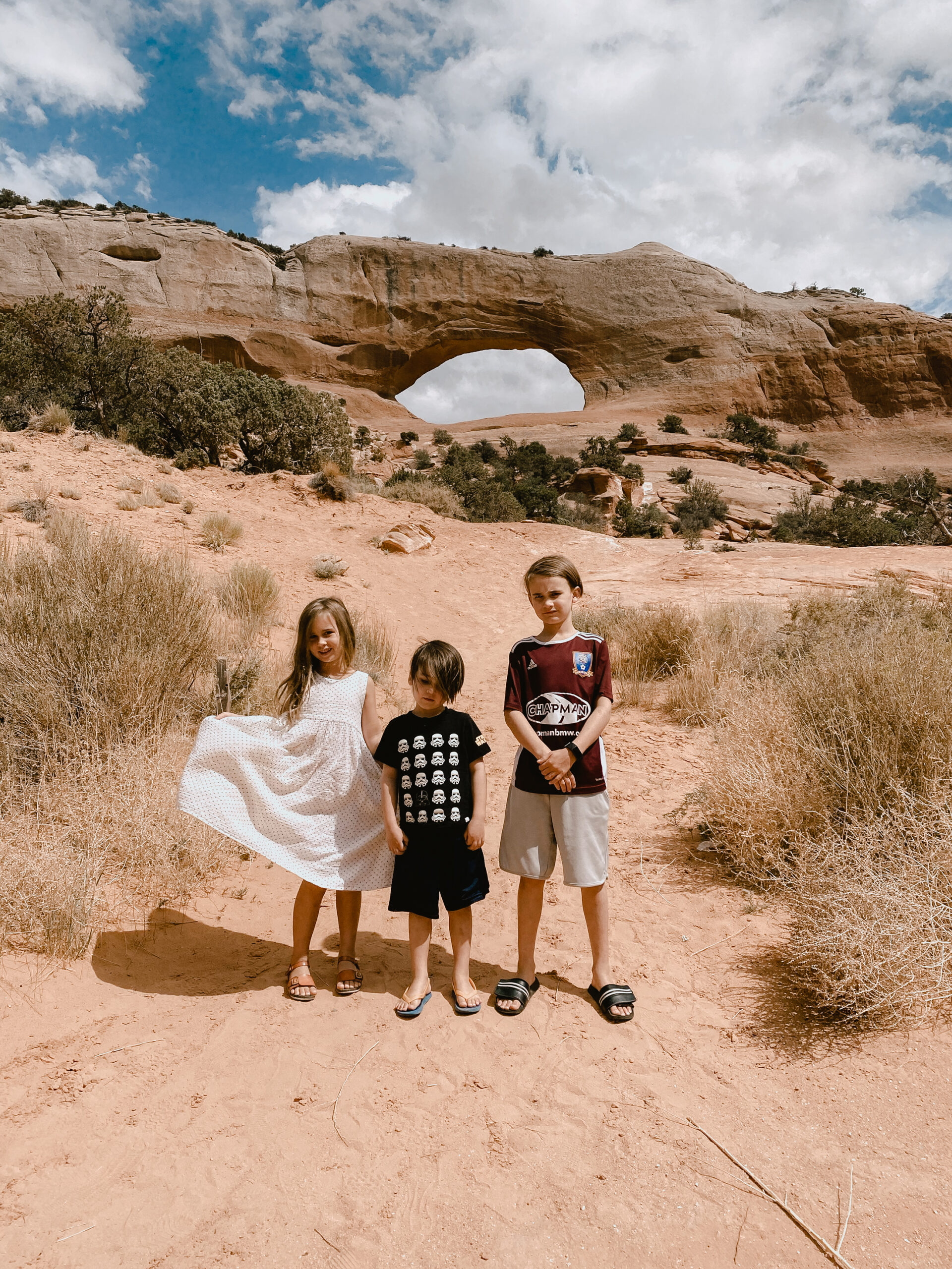 a pit stop in moab, utah during our summer road trip of 2020. #moabutah #getoutside #archesnationalpark