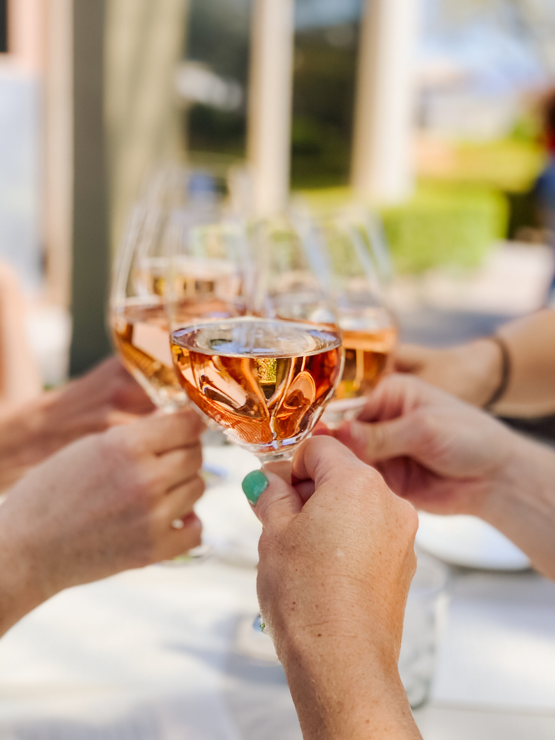rosé all day, YES WAY #temecula #winetasting #travelandadventure #wanderlust
